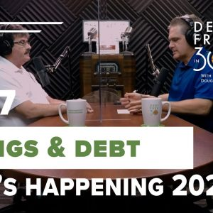 16 Months Post-COVID: What's Going on with Debt, Savings & What's Next?