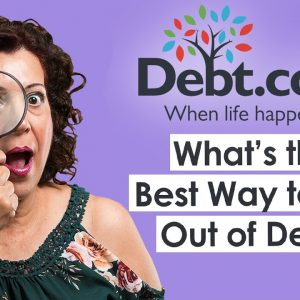 What's the Best Way to Get Out of Debt? Debt Management vs Debt Settlement