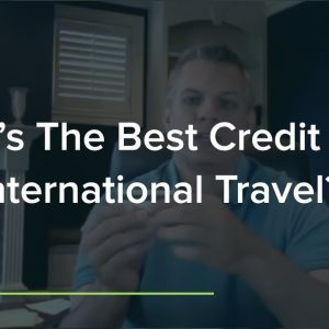 What's The Best Credit Card For International Travel? – Credit Card Insider