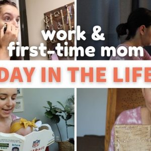Spend the Day with Me! DITL Working from Home