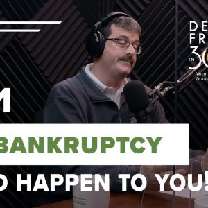 What Causes People to File Bankruptcy?
