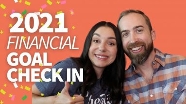 Mid-Year Check In! 2021 Financial Goals Update